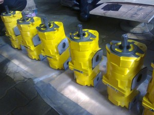 Earth moving pumps